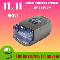 XGREEO GI Bilevel CPAP Machine (25T) With S/T Mode For Sleep Snoring OSA COPD Pulmonary Therapy With S/M/L Size Mask