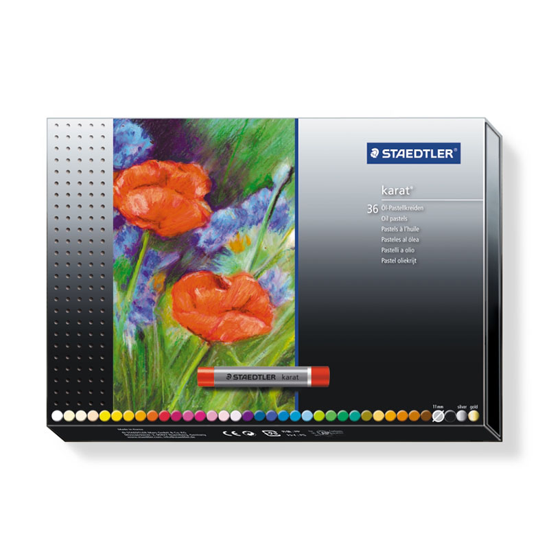 STAEDTLER 2420 professional oil pastel 12/24/36/48 color oil pastel color chalk paint скатерть la pastel la pastel mp002xu00uw1