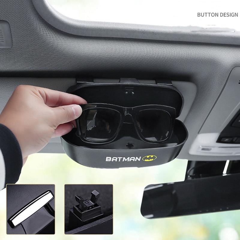 Car Sunglasses Case Holder Glasses Box Storage