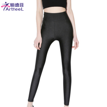 2016 New Fashion Women's Autumn And Winter High Elasticity And Good Quality Warm Leggings Thick Pants