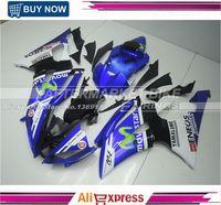 Movistar Color YZF R6 2008 2009 2010 Fairing Kit For Yamaha YZFR6 2011 2012 2013 2014 Full ABS bodywork 08 14