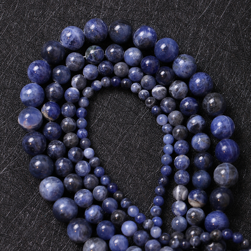 Magic Fish Beads for jewelry making Natural semi-precious round stone beads Diy bead accessories jewellery abalorios wholesale