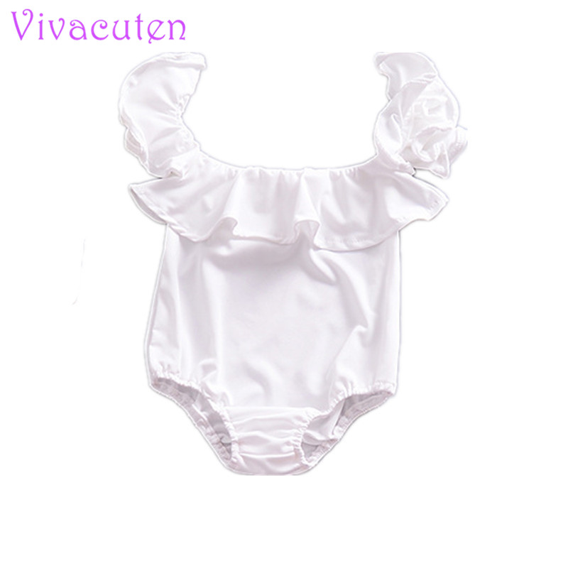 2018 New Summer baby girls romper clothes baby lace strap shirt blouse newborn toddle Rompers girls clothes