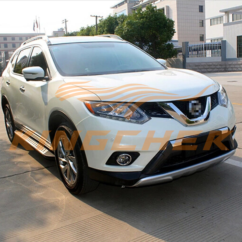 Free Shipping To Usa Fit For Nissan X Trail Rogue T32 2017 2016 Oem Style Aluminum Side Step Running Board Nerf Bar In Pedals From Automobiles