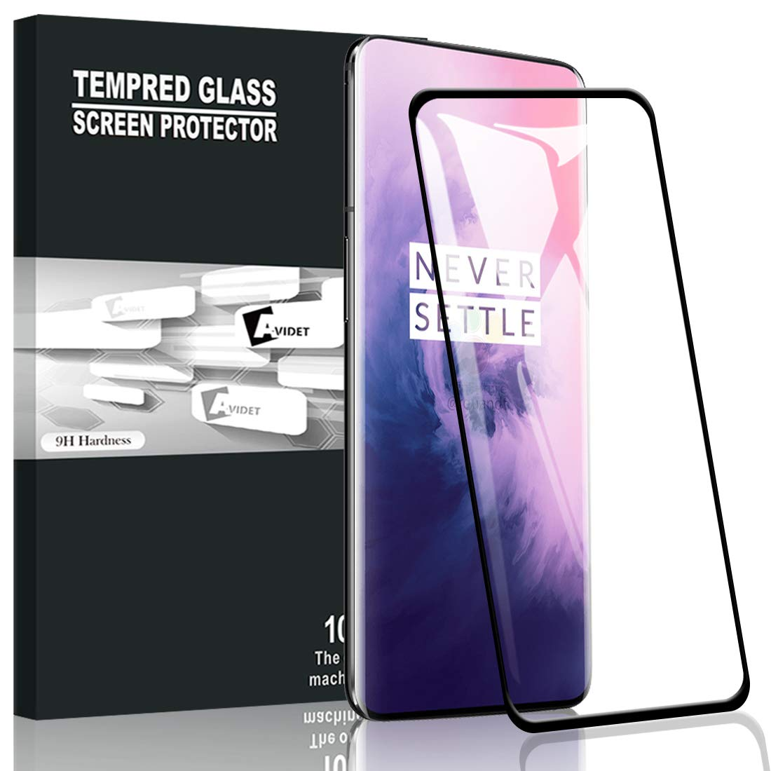 9D Full Cover Tempered Glass For OnePlus 7 Pro 5G Screen Protector Glass Film For One Plus 7 Pro 6 67 inch Case in Phone Screen Protectors from Cellphones Telecommunications