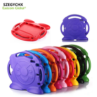 SZEGYCHX Case For IPad 234 Thomas Handgrip Stand Shock Proof EVA Full Body Cover Kids Children
