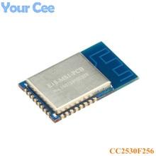 5 قطعة CC2530 الأساسية مجلس CC2530F256 2.4G 4dBm 2.5mW وحدة إرسال واستقبال لاسلكية شبكة زيجبي لوحة تركيبية نسخة مطورة