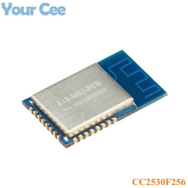 5 pcs CC2530 Core לוח CC2530F256 2.4G 4dBm 2.5 mW אלחוטי משדר מודול רשת Zigbee לוח מודול גרסה משודרגת