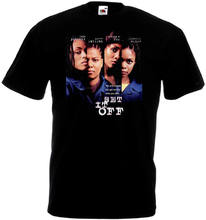 Set It Off Movie Poster Men'S Funny T-Shirt Streetwear Fashion Tshirt Homme Humour T Shirts 100% Cotton Tee Shirt Xxxxl(China)