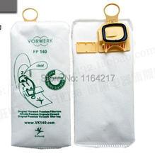 6 шт./лот пылесос пылесос нера-фильтр мешок бумажный мешок для vorwerk VK140 FP140 Kobold140 VK150 FP150 Kobold150