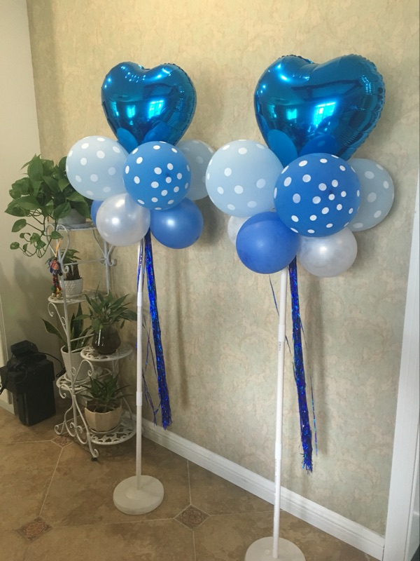 120 cm Balloon column/balloon sticks /base globos /wedding decoration/part supplies/balloon arch Wholesale