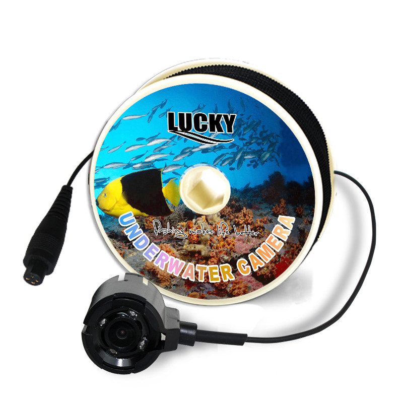 LUCKY Portable Underwater Fishing only match with 3308 8 System CMD sensor 3 5 inch TFT