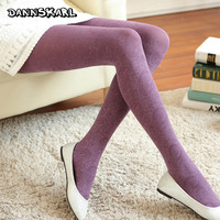 Winter Women Tattoo Tights Peacock Totems Women Pantyhose Retro Style Tights Women Velvet Female Silk