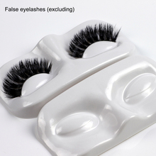 лучшая цена 20pcs 3D Empty Eye Lashes Packing Tray case Thicken fake false Eyelashes Packing plastic Box Trays lash tray Tool eye lash Box