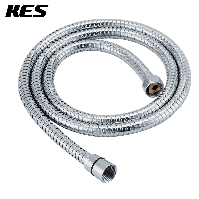 KES 118 Inch (3 Meter) Replacement Shower Hose Stainless Steel ...