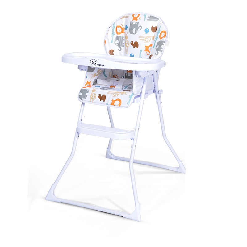 Baby High Chair Booster Seat Foldable Baby Dinner Table Baby Chair Portable Infant Seat Adjustable Chairs For Kids portable high chair for baby foldable baby high chairs for feeding booster seat for dinner table
