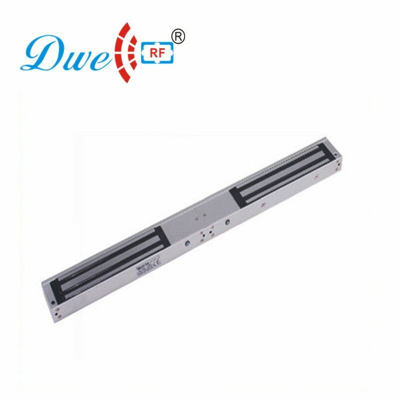 280kg 600lbs holding force double door electromagnetic lock for glass sliding door stainless steel gate lock with waterproof for wooden door glass door metal door fireproof door 280kg 600lbs electromagnetic lock