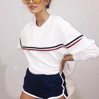 Ariana Grande Sweatshirts Women Tumblr Blackpink Seventeen Bts Bt21 Kpop Got7 Japanese Tracksuit Hoodies Jumper Female