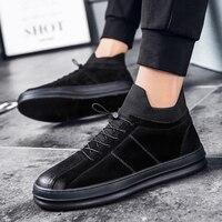 NORTHMARCH Демисезонный модные повседневные мужские ботинки Для мужчин s; обувь из натуральной кожи; Роскошная брендовая, Дизайнерская кожаная к