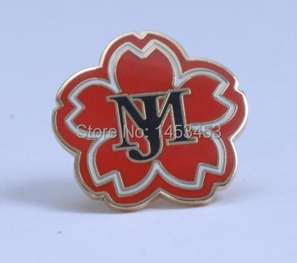 AKB Majisuka Jyogakuen Badge cosplay brooch