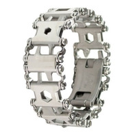29 In 1 EDC Tool Wearable Bracelet Campping Hiking DIY Links Multifunction Stainless Steel Screwdriver Outdoor