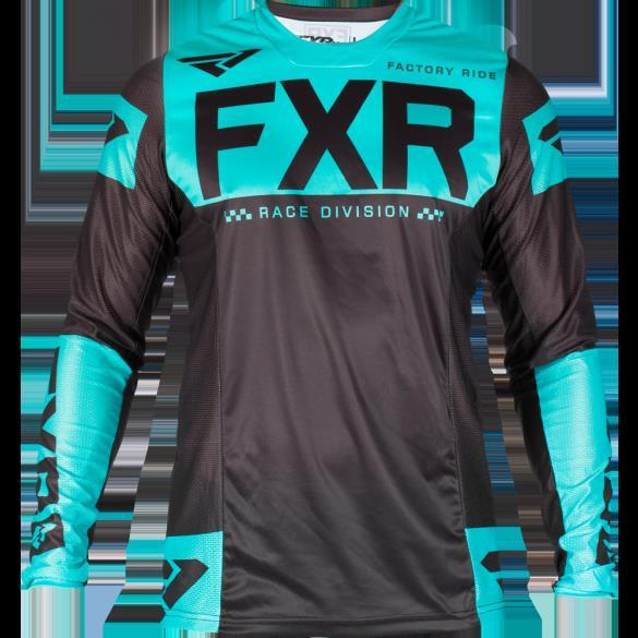 FXR Motorcycle Racing Motocross MX Shirt 1