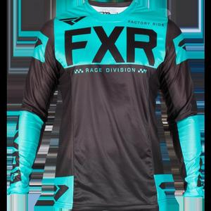 FXR Wholesale Motorcycle Racing for shift Motorcycle Racing Motocross MX Shirts Mountain Bike BMX DH MTB Jersey(China)