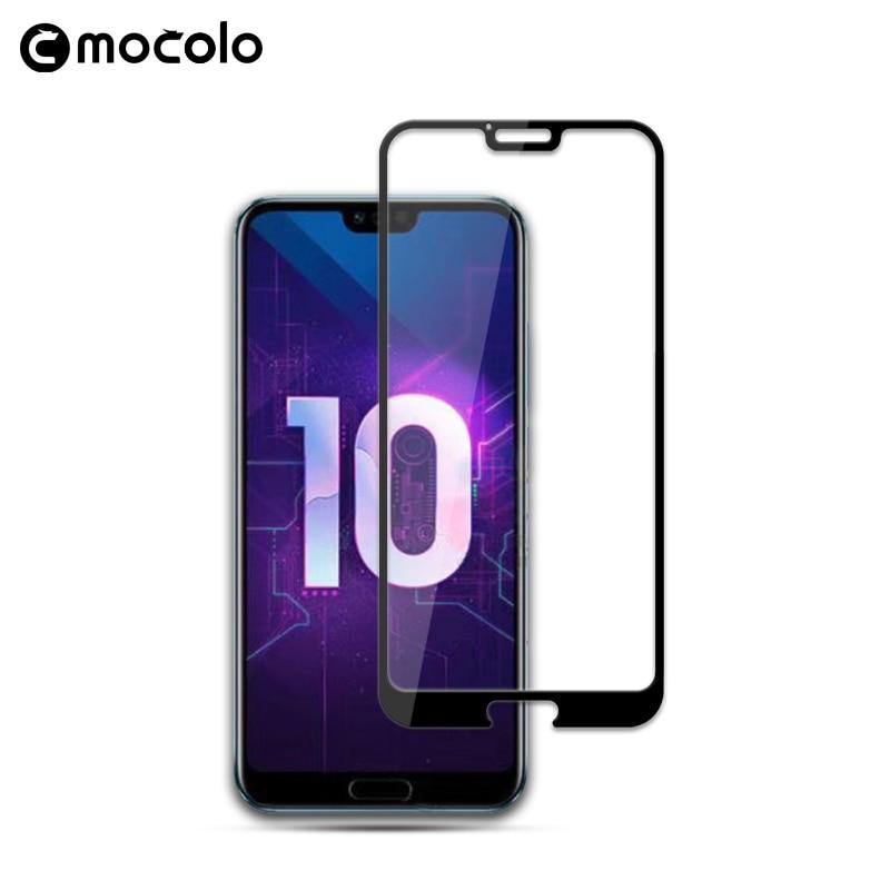 Защитное стекло для Huawei Honor 10, с полным покрытием