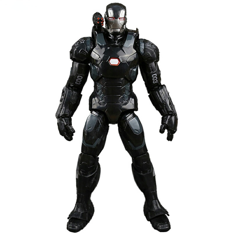 Disney Marvel Toys Captain America 3 Civil War 18cm Marvel Action Figure War Machine For kids Collection Gift With 20 Joints single sale decool 0250 0255 captain america figure civil war building blocks marvel hero models toys