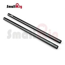 Smallrig 15 мм алюминиевого сплава стержни 30 см/12 дюймов длиной для DSLR камеры 15 мм стержни системы камера Rail стержень черный (упаковка из 2) -1053