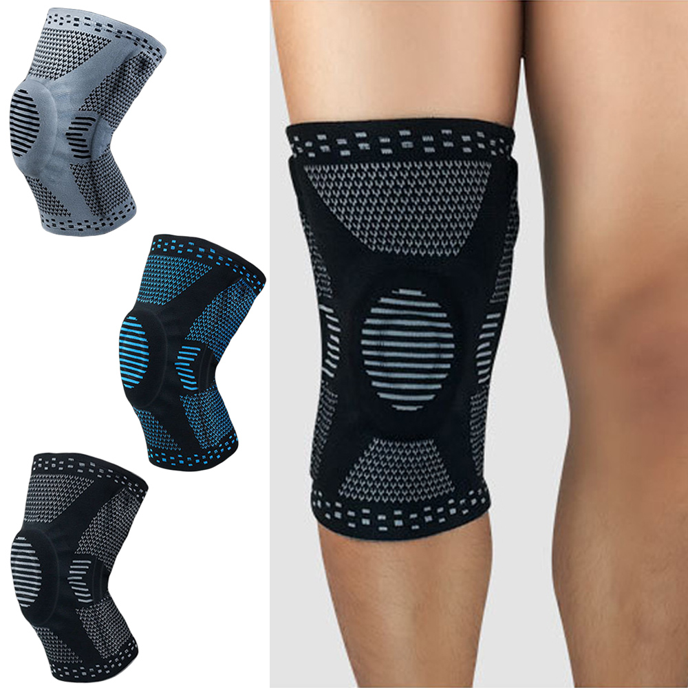 Sports Knee Pads Elastic Knee Warmer Fitness Running Protection Protective Gear LFSPR0084