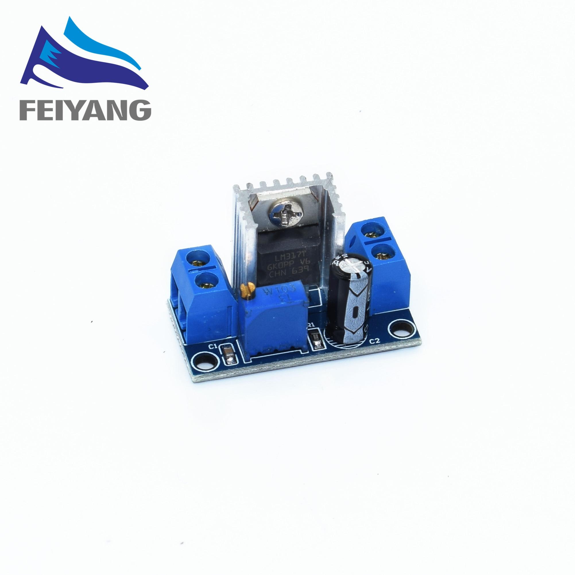 10pcs Lm317 Adjustable Voltage Regulator Power Supply