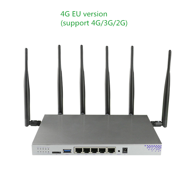 Cioswi WG3526 Gigabit Router With 3G 4G Modem,Usb 3.0 Wifi 5ghz Wireless Router Modem With Sim Card Slot Wifi Signal Repeater cioswi we1326 1200mbps gigabit router wifi repeater 5ghz openwrt 4g lte router modem 4g wifi sim card mt7621a 11ac dual band