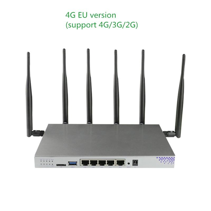 Routeur Gigabit Cioswi WG3526 avec Modem 3G 4G, Modem routeur sans fil Usb 3.0 Wifi 5 ghz avec emplacement pour carte Sim répéteur de Signal Wifi