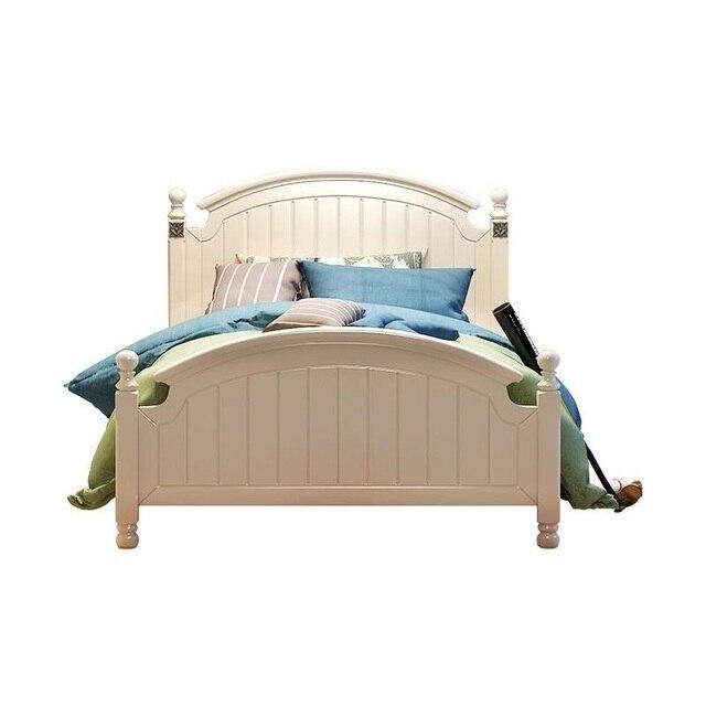 Kinderbedden Infantiles For Children Puff Asiento Wooden Bedroom Wood Muebles De Dormitorio Lit Enfant Baby Child Furniture Bed