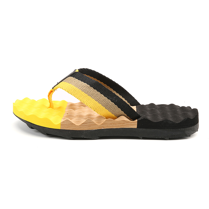 Summer Men Flip Flops Male Mixed Color Slipper Men Casual PVC EVA Shoes Massage Fashion Beach Sandals Leisure Home Slippers fx2