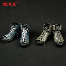 1/6 Female Action Figure Shoes Model Combat Boots Full Inside figure Accessory цены онлайн