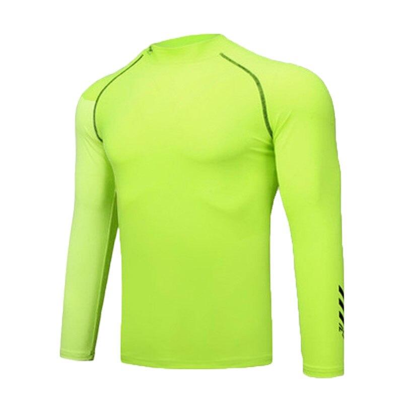 Sport de plein air Golf chemise hommes crème solaire été chemise sous-vêtements homme Anti-Uv glace T-Shirts à manches longues Golf vêtements AA11817
