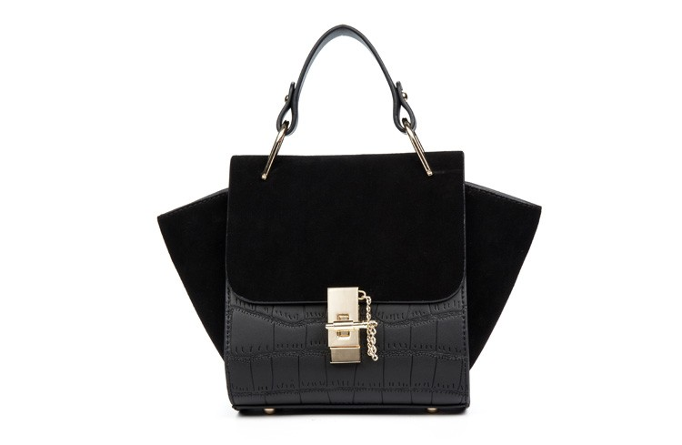 New 2015 Fashion Women Handbags Genuine Leather  Bags Woman Stitching Wild Messenger Bags For Women Casual shoulder bags  BH1120 (8)