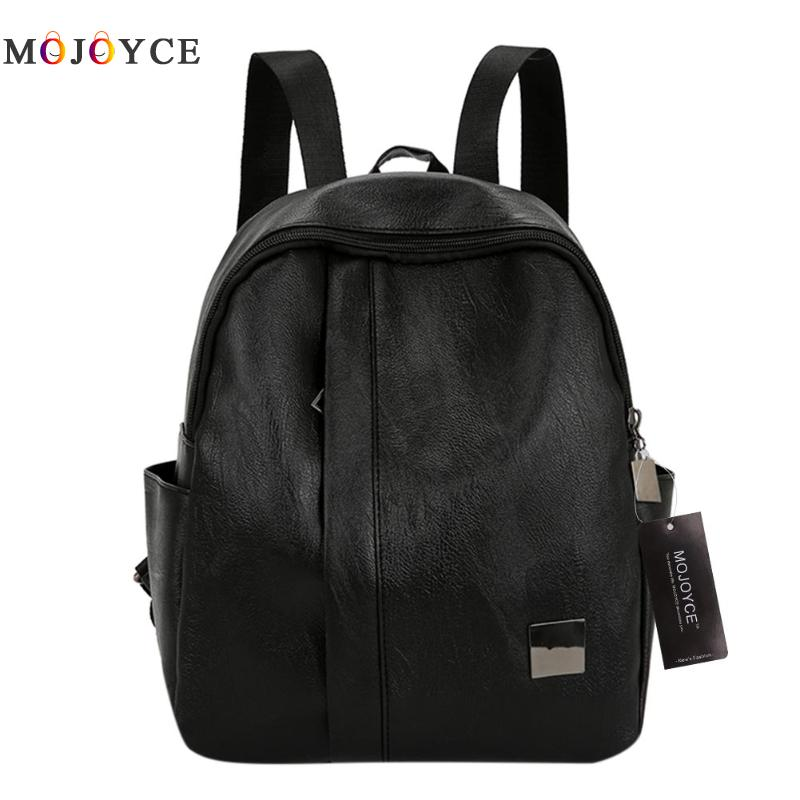 Korean Style Women Backpacks High Quality PU Leather Backpacks For Teenage Girls Mochil Tassel Female School Bag Travel korean women backpacks travel package black soft pu leather shoulder bag schoolbags for teenage girls female leisure bag mochila