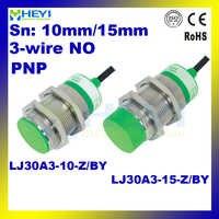 inductive proximity sensor LJ30A3-15-Z/BY PNP DC 3-wire NO