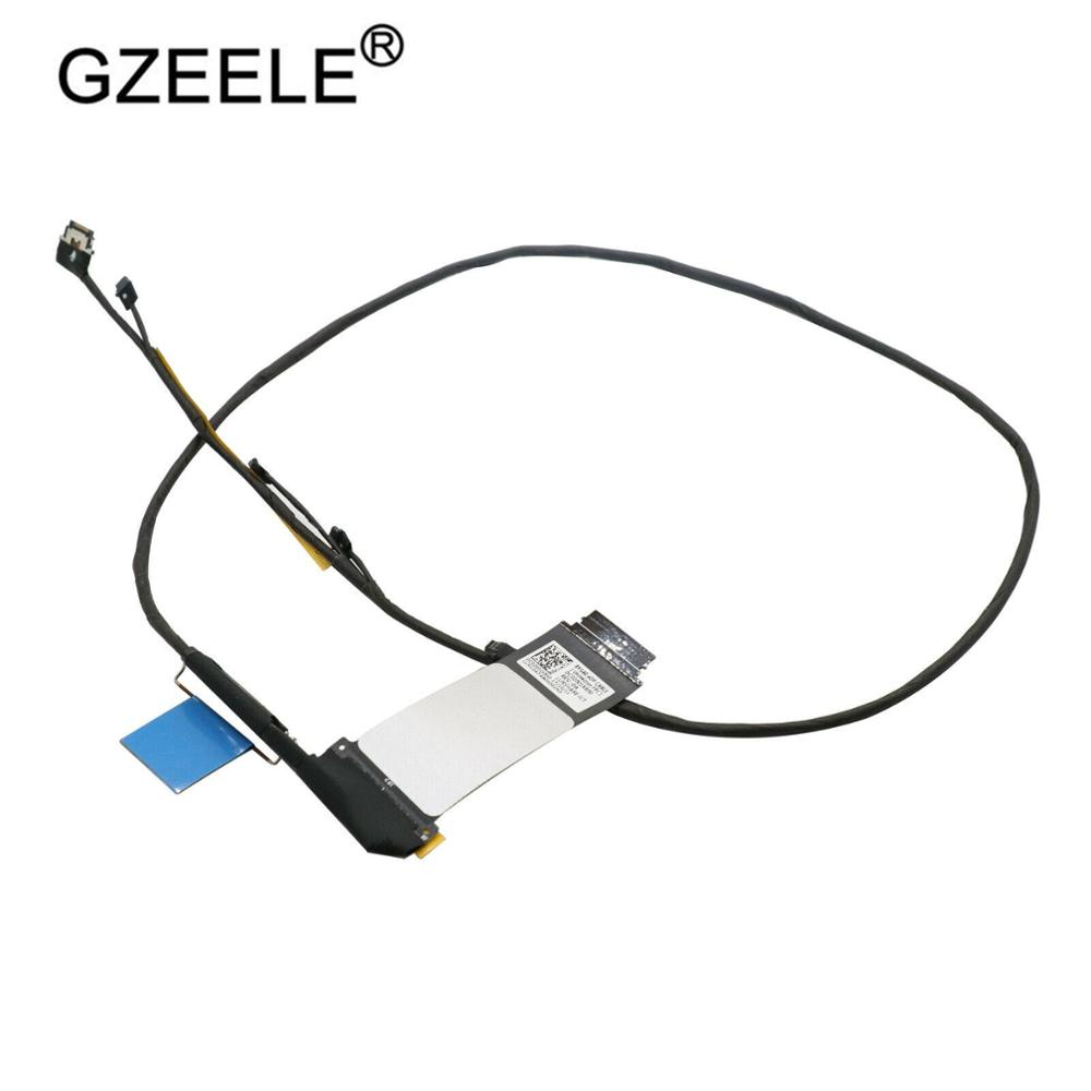 GZEELE New Laptop LCD Cable For Lenovo YOGA 900-13ISK 900-13ISK2 YOGA4 4 Pro 80MK DC02001X800 BYG40 EdP LED FLEX LVDS CABLE