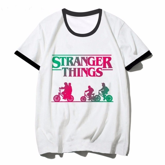 STRANGER THINGS THEMED T-SHIRT (30 VARIAN)