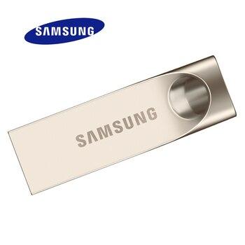 SAMSUNG USB Flash Drive Disk 32G 64G 128G USB 3.0 USB 3.1 Metal Mini Pen Drive Pendrive Memory Stick Storage Device U Disk