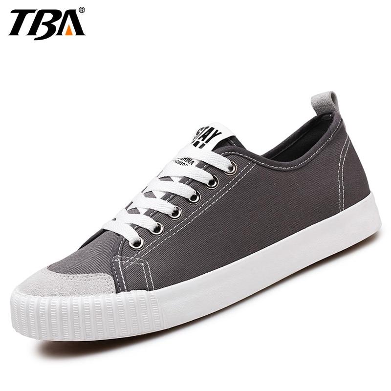 Prix pour TBA Toile Chaussures Homme Marque Respirant Planche À Roulettes Chaussures Pour Hommes Super Léger 2017 Nouvelle D'été de Sport Chaussures Hommes Sneakers Taille 39-44