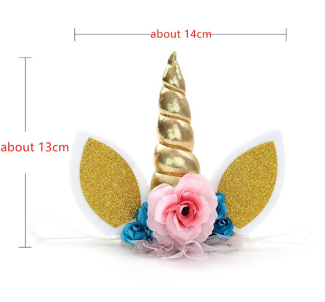 2018 New 2pcs/set Party Unicorn Horns Headband + Baby Girl Tassel Soft Sole Shoes Newborn Infant Toddler Moccasins First Walkers