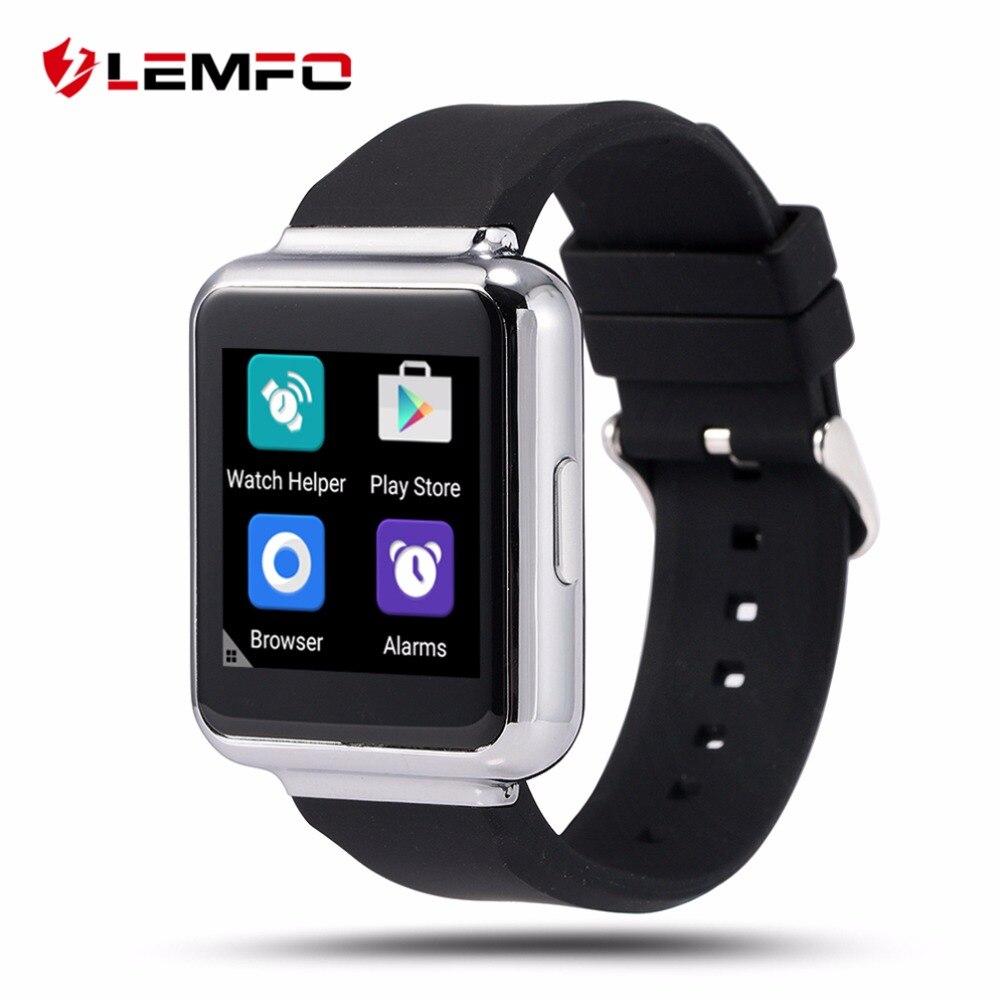 Lemfo Q1 font b Android b font 5 1 OS MTK6580 Quad core 1GB 8GB Smart