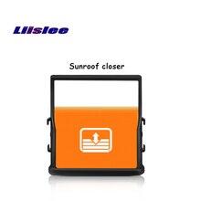 Liislee Para JAC Refine R3 smart Auto Janela Do Carro mais perto & porta/speed lock & teto solar perto da janela do carro fechar automaticamente