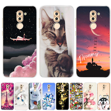 For Huawei GR5 2017 Case TPU Back Phone Cases For Fundas Huawei Honor