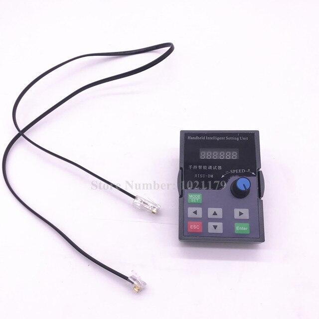 57 86 2HSS57 2HSS86H Closed-loop Motor Driver Handheld Intelligent Setting Unit Nema 23 34 Driver Parameter Subdivision Setting 2